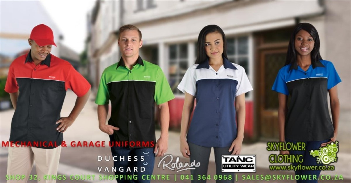 the best clothing uniforms workwear skyflower clothing