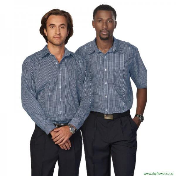 Rolando B12 Classic Mens Short Sleeve Shirt 1