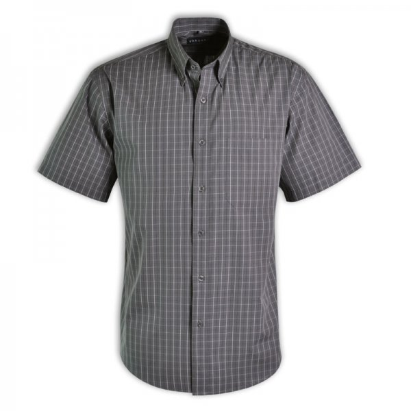 Vangard Cameron Shirt - Short sleeve (Check Design 3) 3