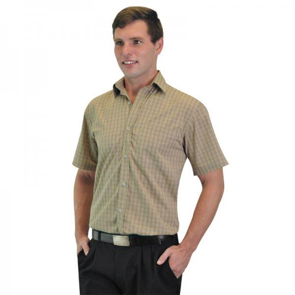 Vangard Cameron Shirt - Short sleeve (Check Design 3) 1