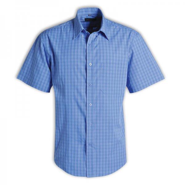 Vangard Cameron Shirt - Short sleeve (Check Design 3) 4