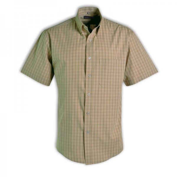 Vangard Cameron Shirt - Short sleeve (Check Design 3) 2