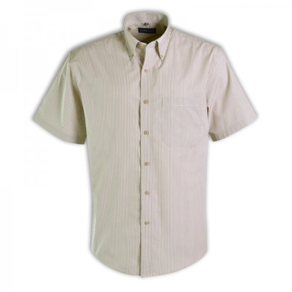 Vangard Cameron Shirt - Short Sleeve (Stripe Design 5) 2