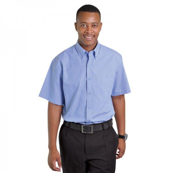 Vangard Cameron Shirt - Short Sleeve (Stripe Design 5) 1