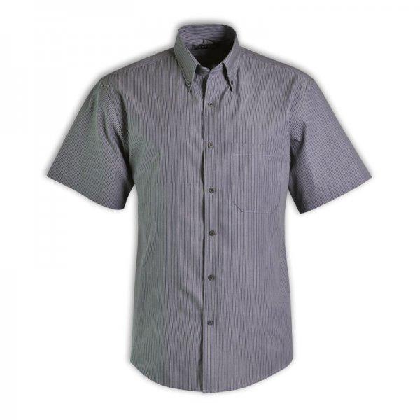 Vangard Cameron Shirt - Short Sleeve (Stripe Design 6) 2