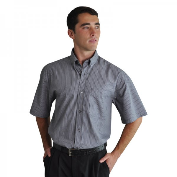 Vangard Cameron Shirt - Short Sleeve (Stripe Design 6) 1