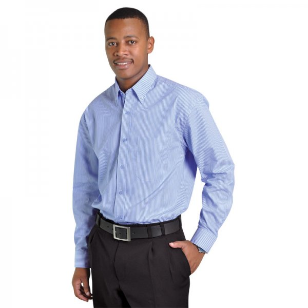 Vangard Cameron Shirt - Long Sleeve (Stripe Design 5) 1