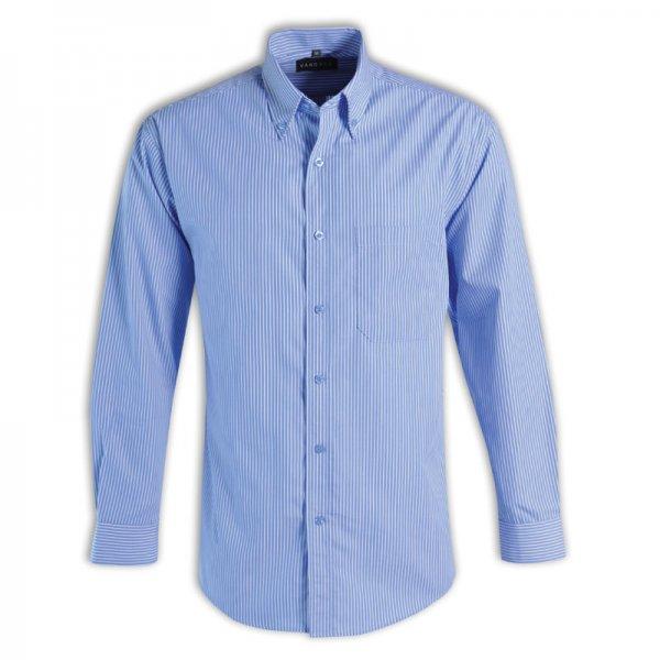 Vangard Cameron Shirt - Long Sleeve (Stripe Design 5) 2