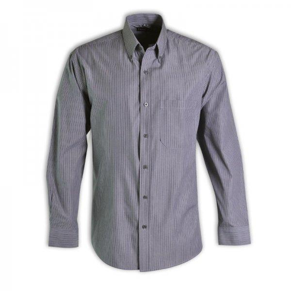 Vangard Cameron Shirt - Long Sleeve (Stripe Design 6) 2