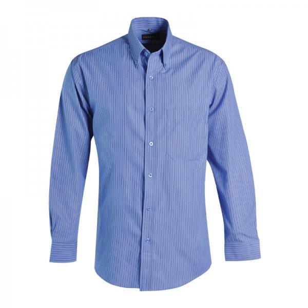 Vangard Cameron Shirt - Long Sleeve (Stripe Design 6) 3