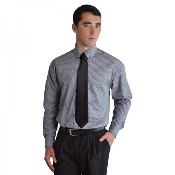 Vangard Cameron Shirt - Long Sleeve (Stripe Design 6) 1