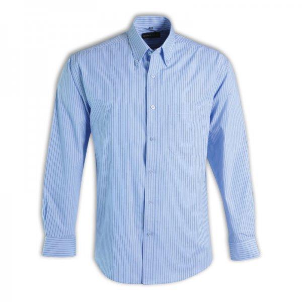Vangard Cameron Shirt - Long Sleeve (Stripe Design 6) 4