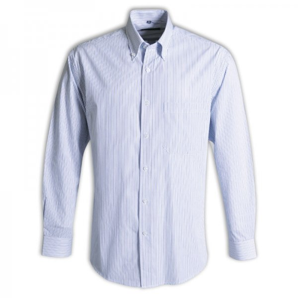 Vangard Cameron Shirt - Long sleeve (Stripe design 8) 2