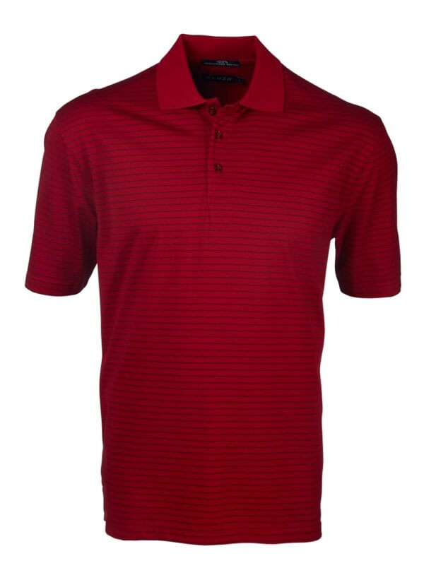 Renzo Mens Pinehurst Golf Shirt 3