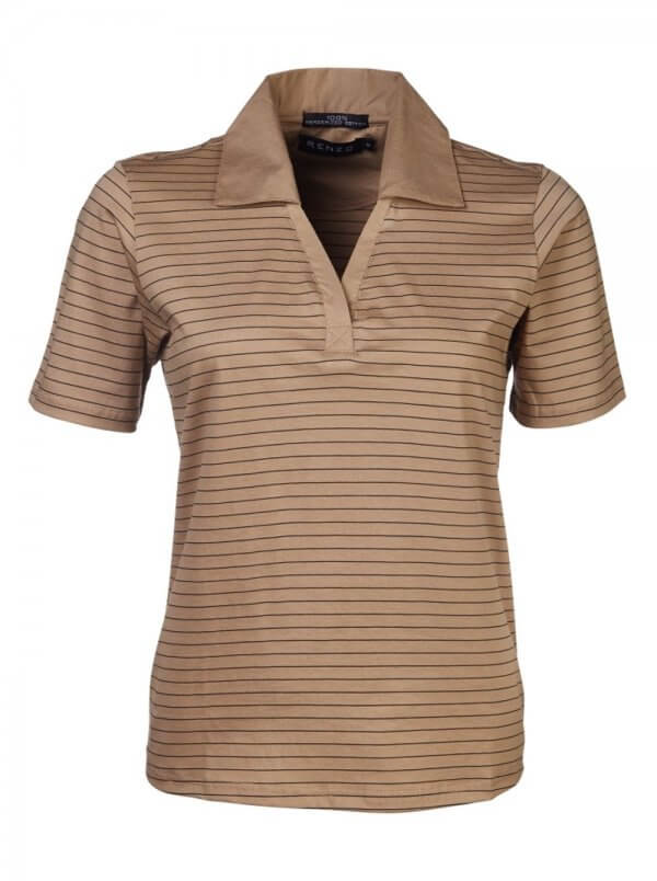 Renzo Ladies Pinehurst Golf Shirt 4