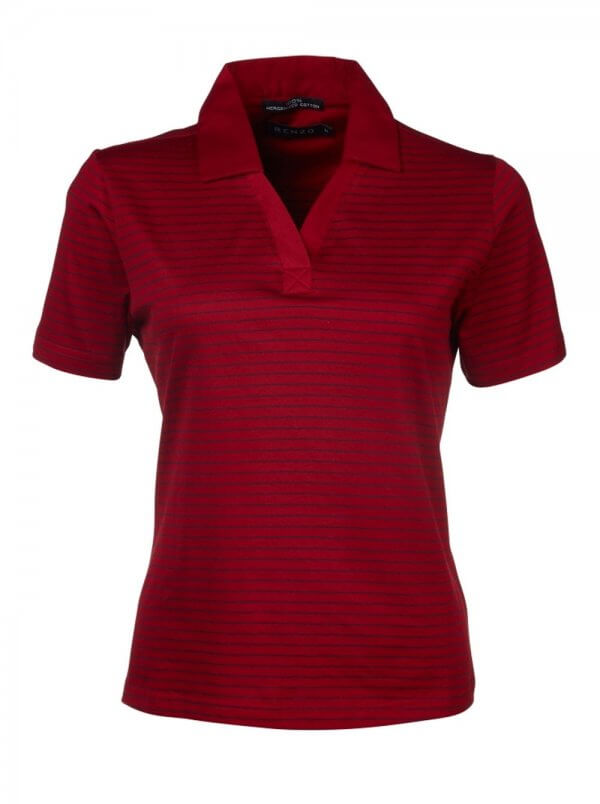 Renzo Ladies Pinehurst Golf Shirt 6