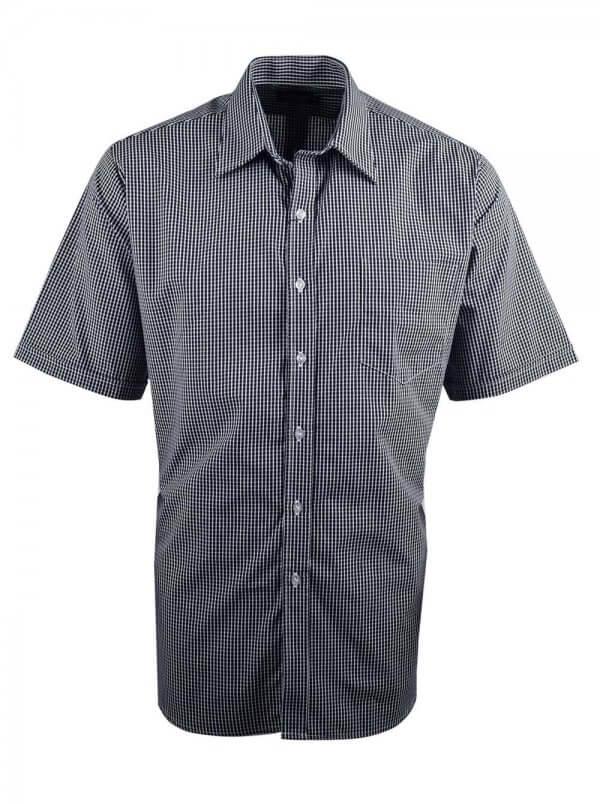 Rolando B12 Classic Mens Short Sleeve Shirt 2