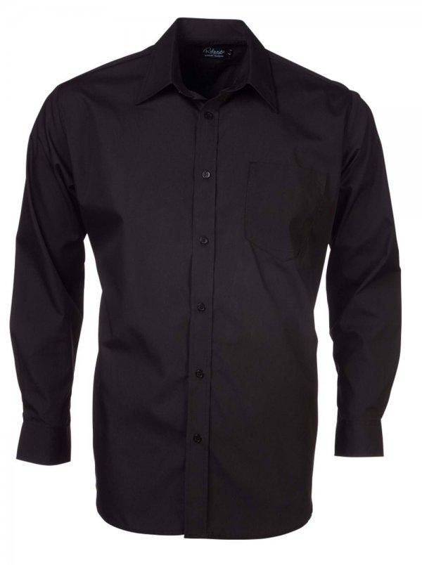 Rolando Poplin Mens Long Sleeve Shirt 7