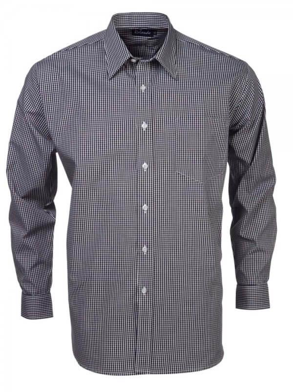Rolando B12 Classic Mens Long Sleeve Shirt 2