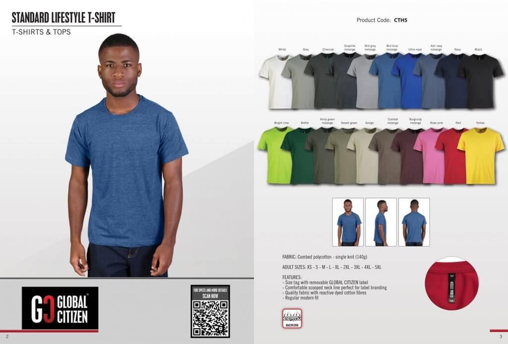 Global Citizen Lifestyle T-Shirt 25
