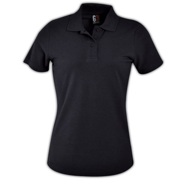 Global Citizen Ladies Classic Heavy Weight Polo 2