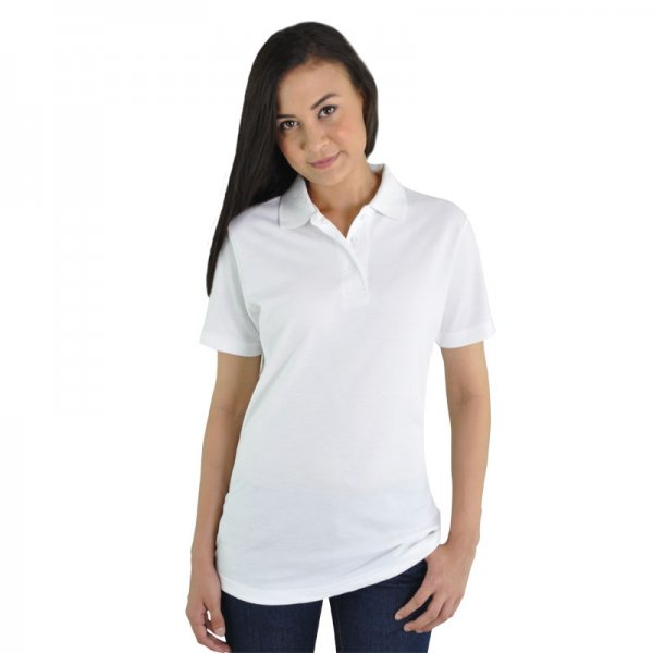 Global Citizen Ladies Classic Heavy Weight Polo 1