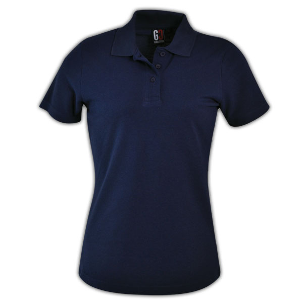 Global Citizen Ladies Classic Heavy Weight Polo 3