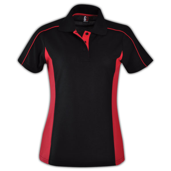 Global Citizen Ladies Stratus Polo 4