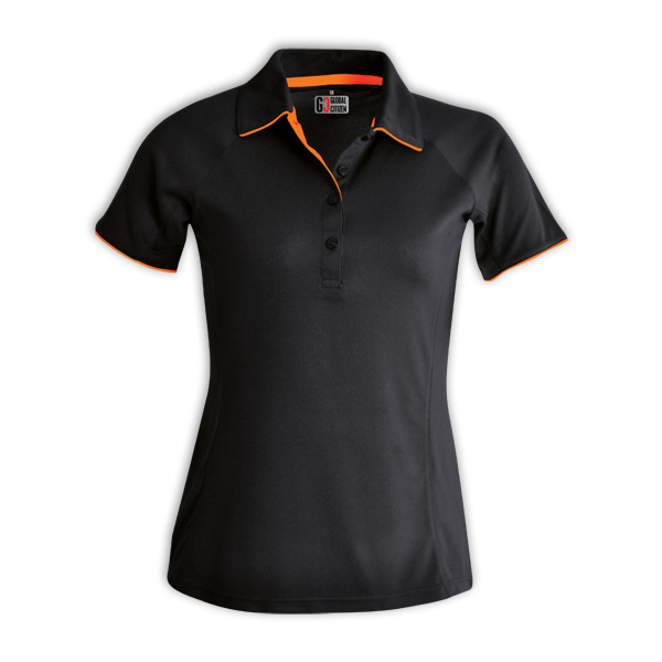 Global Citizen Ladies Legend Sports Polo 4