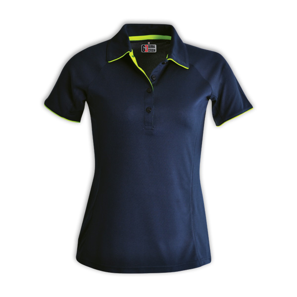 Global Citizen Ladies Legend Sports Polo 3
