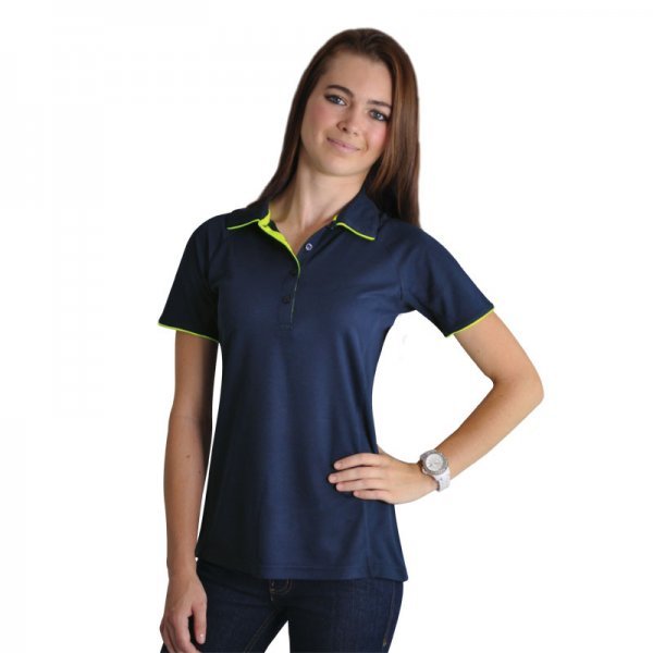 Global Citizen Ladies Legend Sports Polo 1