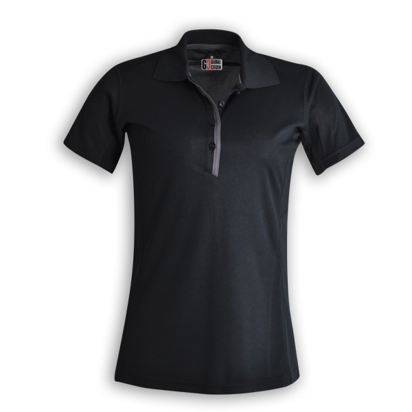 Global Citizen Ladies Matrix Polo 3