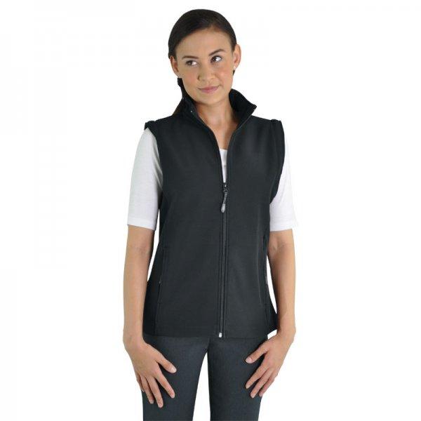 Global Citizen Ladies Zip Off Sleeve Soft Shell Jacket 4