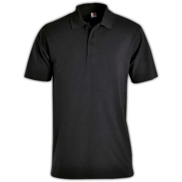 Global Citizen Mens Classic Heavy Weight Polo 2