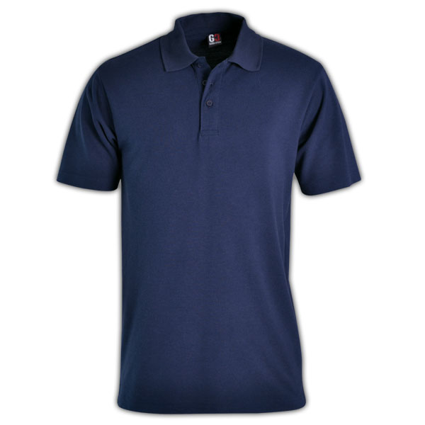 Global Citizen Mens Classic Heavy Weight Polo 3