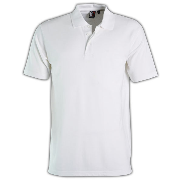 Global Citizen Mens Classic Heavy Weight Polo 4