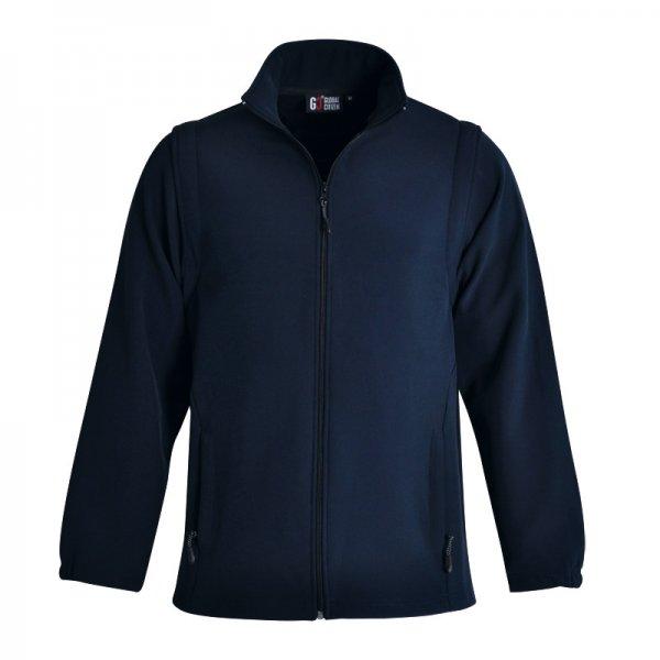 Global Citizen Zip Off Sleeve Soft Shell Jacket 2