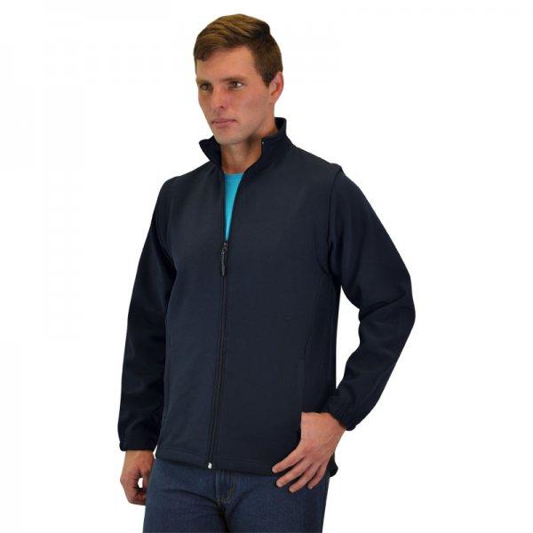 Global Citizen Zip Off Sleeve Soft Shell Jacket 5