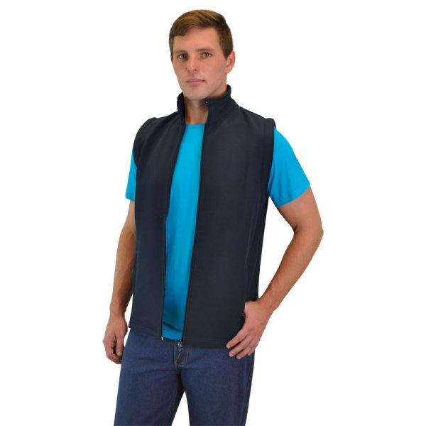 Global Citizen Zip Off Sleeve Soft Shell Jacket 1