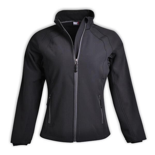 MAC Ladies Fusion Soft Shell Jacket 3