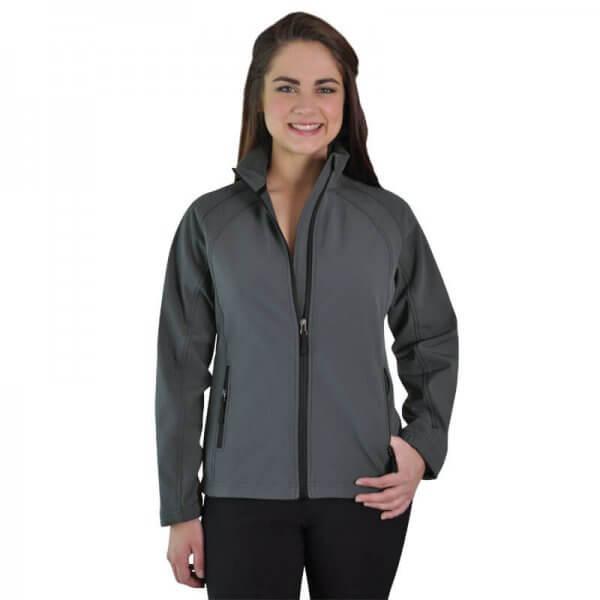 MAC Ladies Fusion Soft Shell Jacket 1
