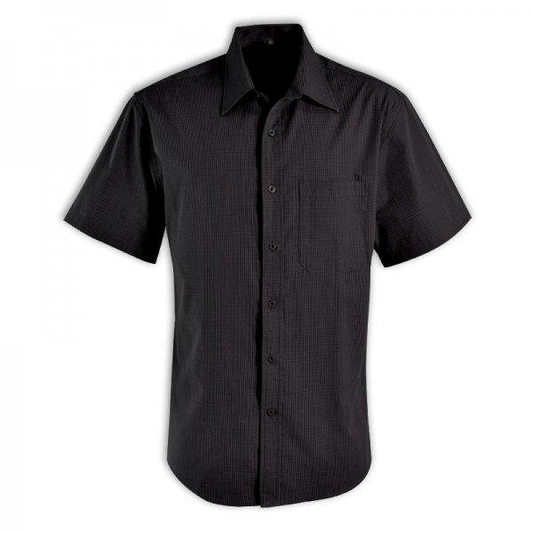 Vangard Matthew Shirt - Short Sleeve (Check Design 1) 3