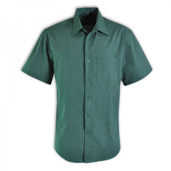 Vangard Matthew Shirt - Short Sleeve (Check Design 1) 4
