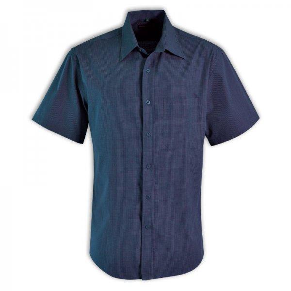 Vangard Matthew Shirt - Short Sleeve (Check Design 1) 2