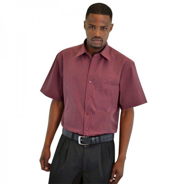 Vangard Matthew Shirt - Short Sleeve (Stripe Design 4) 1