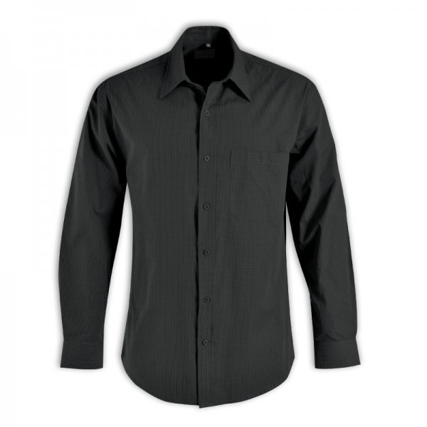 Vangard Matthew Shirt - Long Sleeve (Check Design 1) 3