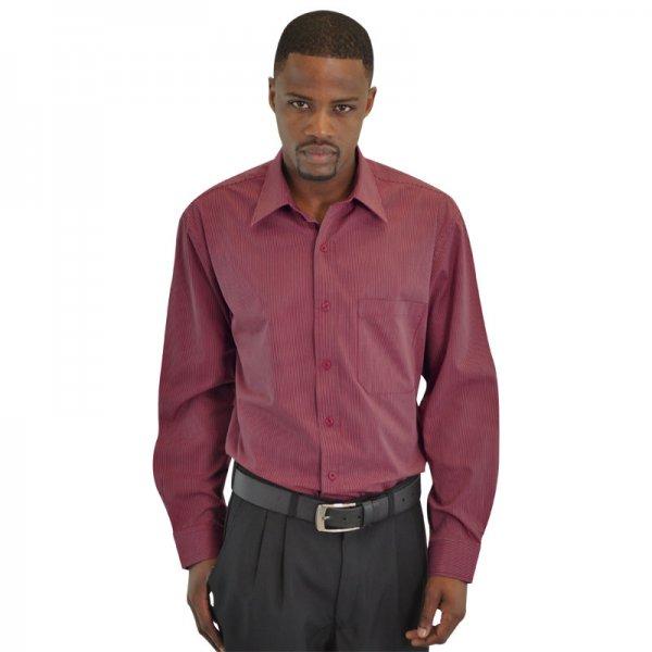 Vangard Matthew Shirt - Long Sleeve (Stripe Design 4) 1
