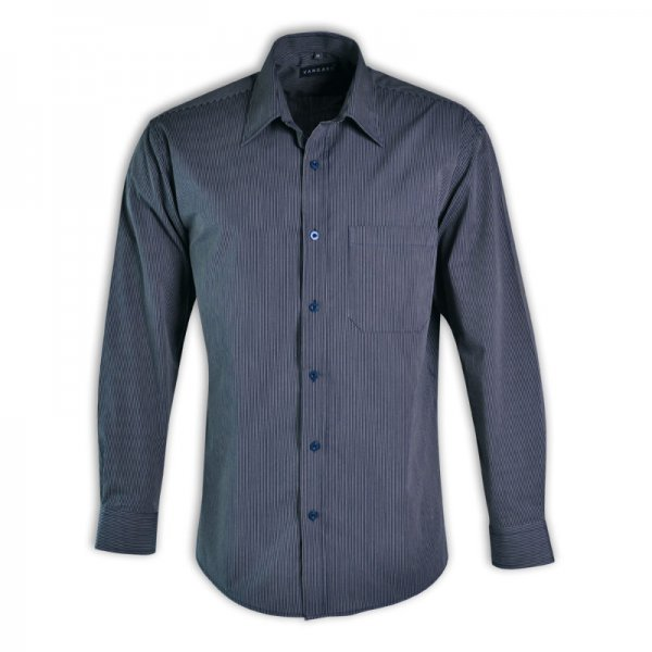 Vangard Matthew Shirt - Long Sleeve (Stripe Design 4) 3