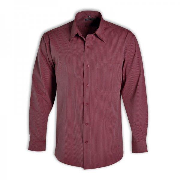 Vangard Matthew Shirt - Long Sleeve (Stripe Design 4) 2