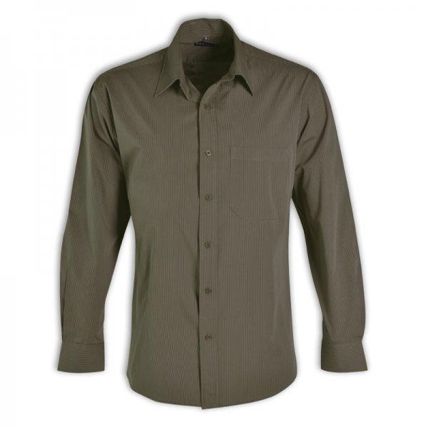 Vangard Matthew Shirt - Long Sleeve (Stripe Design 4) 4